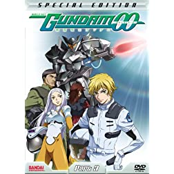 Mobile Suit Gundam 00: Season 1, Part 3 (Special Edition)