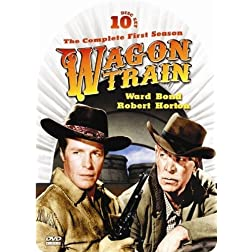 Wagon Train - The Complete First Season - Special Limited Edition - 39 episodes!