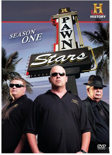 Pawn Stars: The Complete Season 1