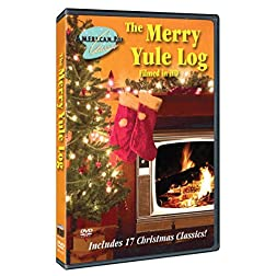 The Merry Yule Log