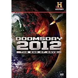 Doomsday 2012 DVD