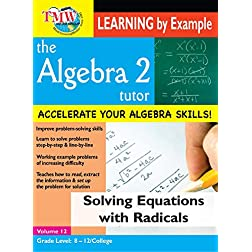 Solving Equations with Radicals