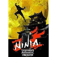 Ninja Assassins: 4 Film Set