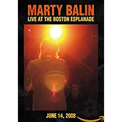 Live At The Boston Esplanade, June 14, 2008