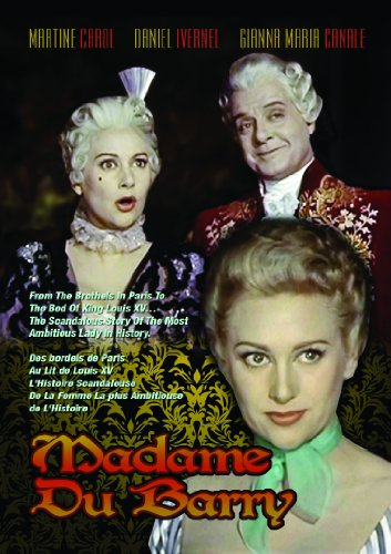 Madame Du Barry (Bilingual Packaging)