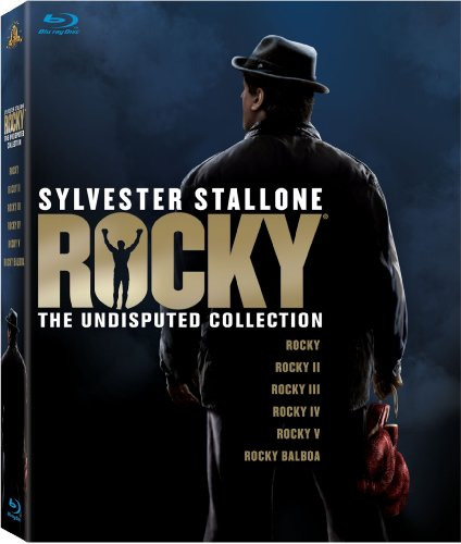 Rocky: The Undisputed Collection [Blu-ray]