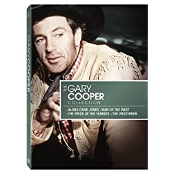 The Gary Cooper Star Collection (The Westerner / Man of the West / Along Came Jones / Pride of The Yankees)