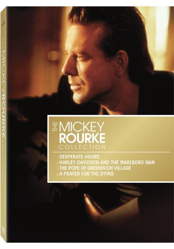 The Mickey Rourke Star Collection (Desperate Hours / Pope Of Greenwich Village / Prayer For The Dying / Harley Davidson & The Marlboro Man)