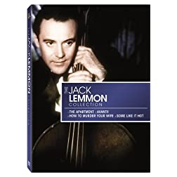 The Jack Lemmon Star Collection (Some Like It Hot / Avanti! / The Apartment / How To Murder Your Wife)