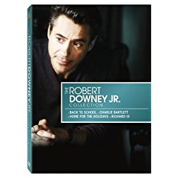 The Robert Downey, Jr. Star Collection (Charlie Bartlett / Back To School / Home For The Holidays / Richard III)