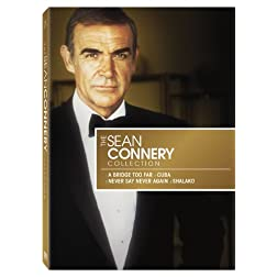 The Sean Connery Star Collection (Never Say Never Again / Cuba / A Bridge Too Far / Shalako)