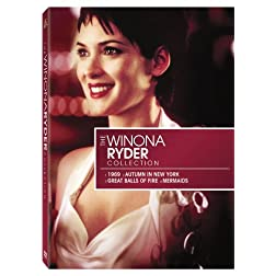 The Winona Ryder Star Collection (Mermaids / Autumn in New York / Great Balls Of Fire / 1969)