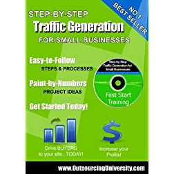 Step-by-Step Traffic Generation for Small Business - How To Video Training DVD