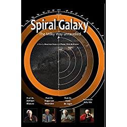 Spiral Galaxy, the Milky Way unravelled (PAL version)