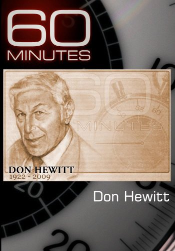 60 Minutes - Remembering Don Hewitt (August 23, 2009)