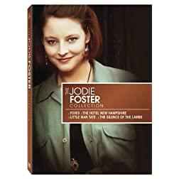 The Jodie Foster Star Collection (Hotel New Hampshire / Silence Of The Lambs / Foxes / Little Man Tate)