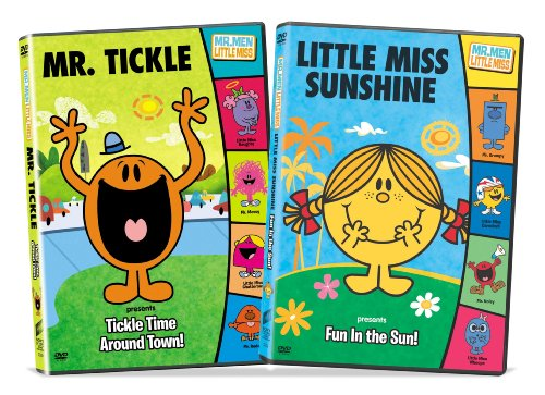 Mr. Men Show: Little Miss Sunshine & Mr. Tickle Two Pack