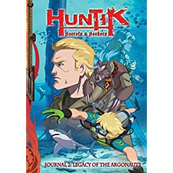 Huntik: Secret & Secrets Volume 2 - Legacy of the Argonauts