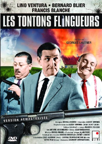 Les tontons flingueurs (Lino Ventura) (French version)
