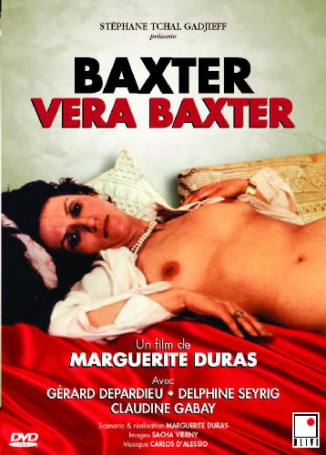 Baxter Vera Baxter (Marguerite Duras) (French only)