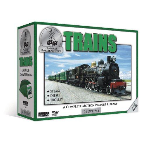 Trains (24-pack)