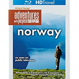 Richard Bangs' Adventures with Purpose: Norway [Blu-ray]