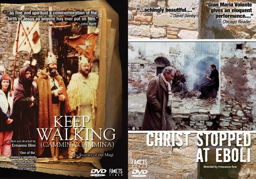 Christmas Stories: Keep Walking / Christ Stopped At Eboli