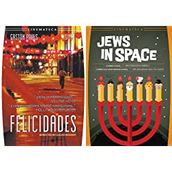 Holiday in Buenos Aires: Felicades / Jews In Space