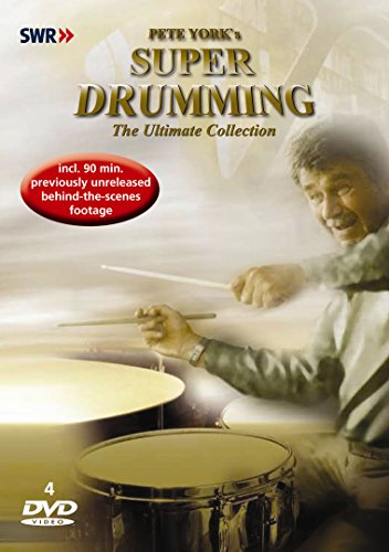 Super Drumming: Ultimate Collection (4 DVD)