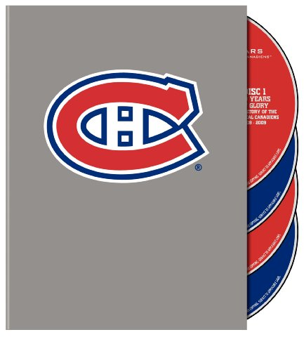 NHL: Montreal Canadiens - 100th Anniversary Collector's Set