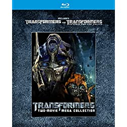 Transformers/Transformers: Revenge of the Fallen [Blu-ray]