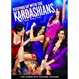 Keeping Up With the Kardashians: The Complete Second Season