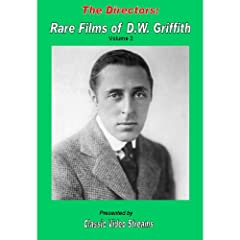 The Directors: Rare Films Of D.W. Griffith As Director Vol. 2