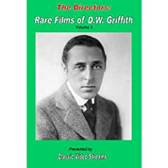 The Directors: Rare Films Of D.W. Griffith As Director Vol. 3