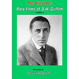 The Directors: Rare Films Of D.W. Griffith As Director Vol. 5