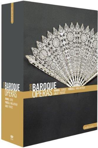 Baroque Operas: King Arthur/Serse/Persee