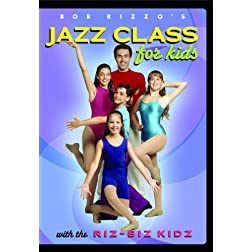 Bob Rizzo : Jazz Dance Class For Kids - with Bob Rizzo