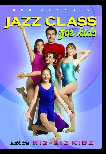 Bob Rizzo : Jazz Dance Class For Kids - with Bob Rizzo
