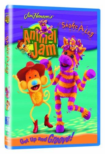 Jim Henson's Animal Jam: Shake a Leg