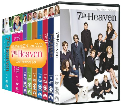 7th Heaven: Seasons 1-9