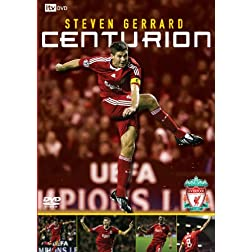 Steven Gerrard: Centurion