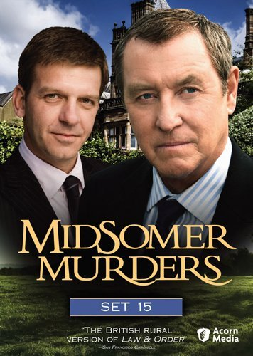 Midsomer Murders: Set 15
