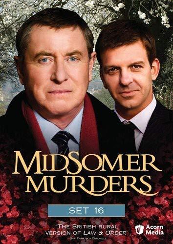 Midsomer Murders: Set 16