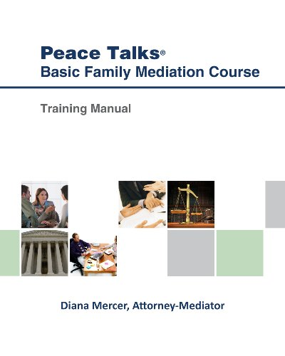 25 Hour Basic Family Mediation Training