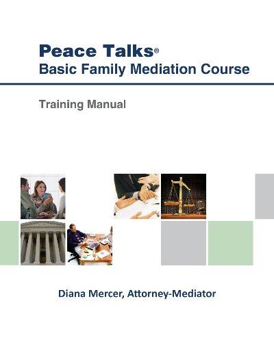 25 Hour Basic Family Mediation Training