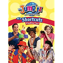 The Jumpitz Shortcutz Vol 2 - Finding Fun!