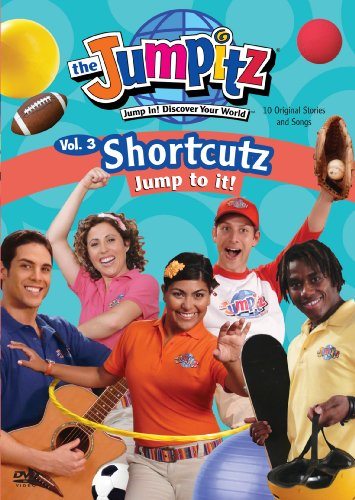 The Jumpitz Shortcutz Vol 3 - Jump To It!