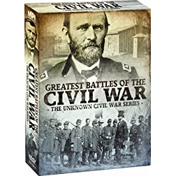Greatest Battles of the Civil War (2pc)