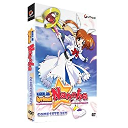 Lyrical Nanoha: The Complete Series (Viridian Collection)