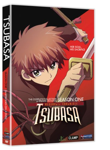 Tsubasa RESERVoir CHRoNiCLE: Season 1 (Viridian Collection)